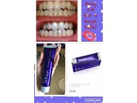 Diamond Lustre tooth creme