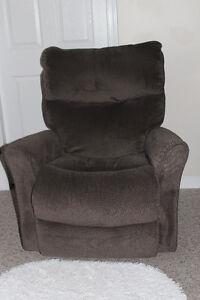 Large Leather Couch 6', LazyBoy Rocker Recliner