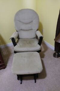 Rocking Chair\Glider and Ottoman Combo