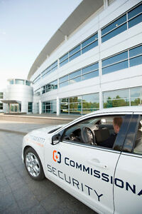 MOBILE SECURITY COMMISSIONAIRES COBOURG Peterborough Peterborough Area image 1