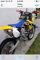 06 YZ450F 50th Anniversary Trade for 250-500 2 stroke