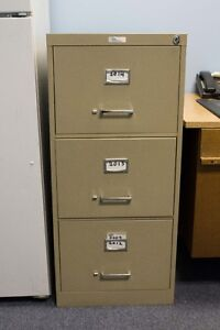 Classeur (3 tiroirs) / Filing Cabinet (3 drawers)