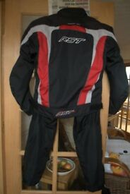 RST Motorcyle Jacket and Trousers For Sale