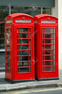 Have you got a classic British phone booth?