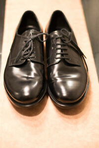 Black Shoes Prada - Souliers Noir Prada