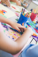 THE OTTAWA SCHOOL OF ART - CALL FOR VOLUNTEERS – SUMMER CAMPS