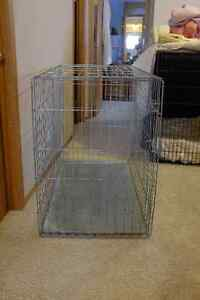 Very Large Wire Dog Crate