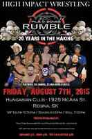 High Impact Wrestling Presents: PILE O' BONES RUMBLE XX