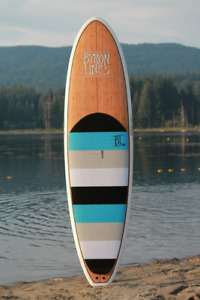 """Brand New 10'8"""" Byron Lines SUP Paddle Board"""