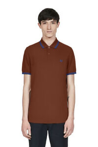 Fred Perry Polo shirt- Brown