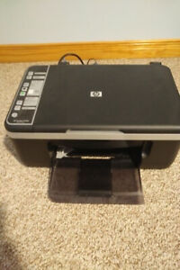 All-in-one Printer/Scanner/Copier