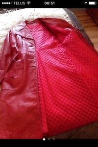 Manteau de cuir  Saguenay Saguenay-Lac-Saint-Jean image 3