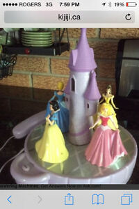 Collectible Disney princess Real phone that plays music