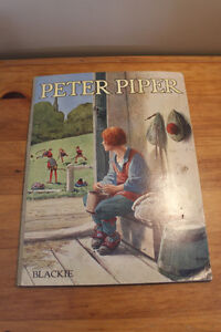 Peter Piper and Other Nursery Rhymes - 1928