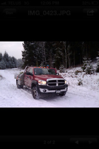 2008 Dodge Power Ram 4500 Burgandy