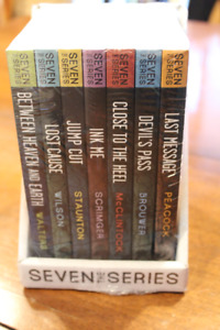 Seven The Series books  BNIB