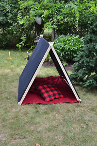 Play Tents 2 Available Black and Red For Birthday Party or Fun!! Kitchener / Waterloo Kitchener Area image 2