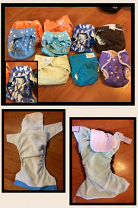 Huge LOT of HIGH END & LIMITED EDITION Cloth Diapers Peterborough Peterborough Area image 8