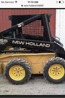 Skid steer diagnosis