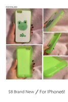 Cute frog full protection iPhone 6 case