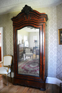 19th Century French Antique Armoire #FreeDelivery #GTA + MORE!