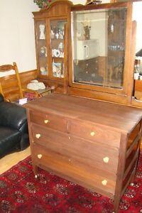 4 drawer Antique dresser (just reduced)