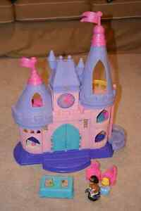 Little People® Disney Princess Songs Palace