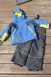 Manteau d'hiver 4 ans