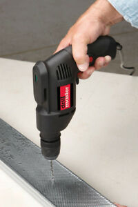 TOOLS: SALE $29.9 -120 Volt 3/8' Variable Speed Reversible Drill