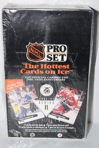 1991-92 PRO SET .... SERIES 2 .... unopened box ... hockey cards