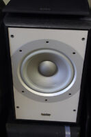"""Infinity PS28 8"""" Powered subwoofer (Black grille) Winnipeg Manitoba Preview"""
