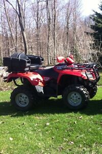 2005 Arctic Cat 650 V2