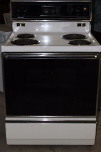 """Admiral electric 30"""" stove"""