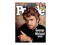 George Michael People Magazine Tribute Wham Brand New Unopened