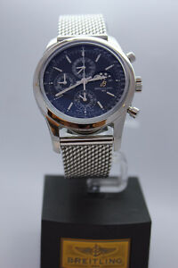 Breitling Transocean Chronograph 1461 Moon Phase Brand New