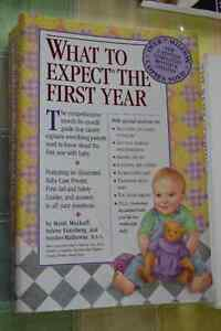What to expect int he first year pregancy book West Island Greater Montréal image 1