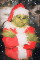 HIRE A GRINCH INSTEAD OF SANTA! Will Travel!