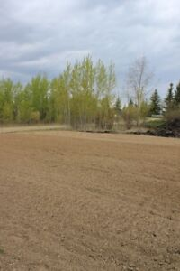 Open Lot with Septic, Power and Pad in place at Brightsand Lake!