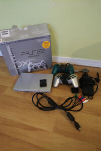 PlayStation 2 plus 8 games and 8MB Memory Card
