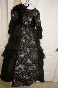 Halloween Costume - Girls Spider Princess dress. Like new Kitchener / Waterloo Kitchener Area image 1