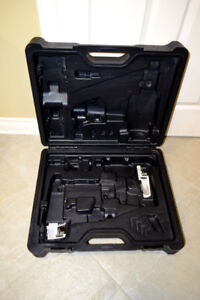 Campbell Hausfeld Carry Case for Brad and Finish Nailer