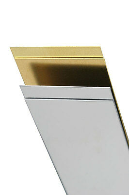 Kamps 0.018 In. X 34 In. W X 12 In. L Stainless Steel Metal Strip