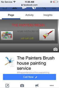 The painters brush house painting service