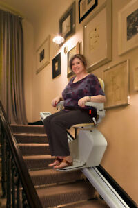 $2995 New Stair Lift From MEDmobility