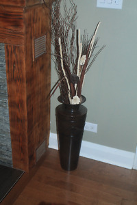 Large Decorative Vase