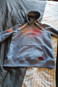 Womens SuperDry brand hoody XL