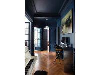 Painter decorator Painting 1bed flat £500 Property renovation Facade renovation Sash window repair