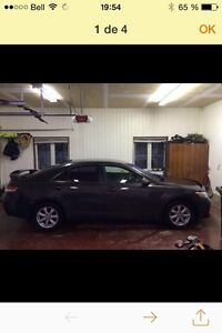 2010 toyota camry LE v6 REDUCE to $8500