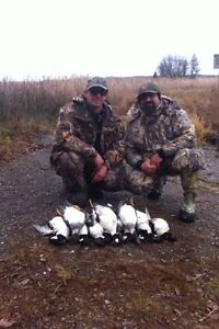 Fully Guided Waterfowl Hunts (high success rate)