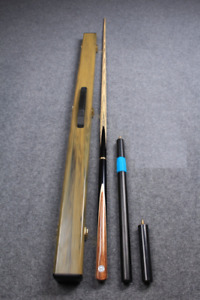 Brand New Woods 3/4 handmade ash snooker cue for sale!